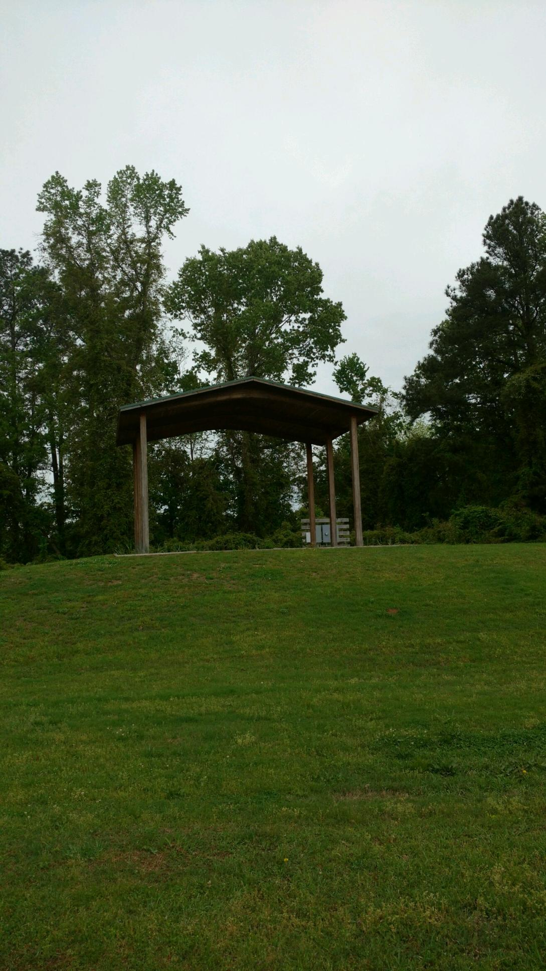 Amphitheater at Stoney Creek Environmental Park