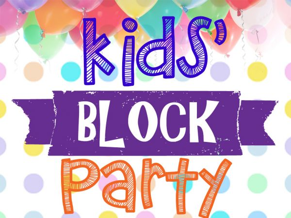 Kids Block Party