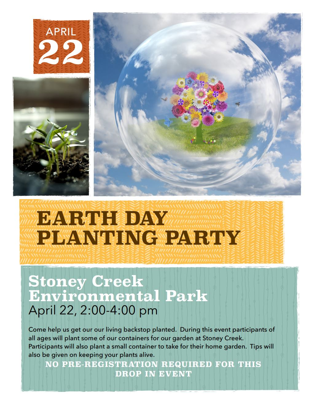 Earth Day 2019 Flyer