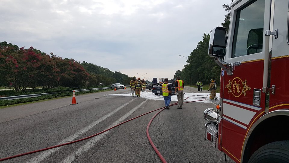 Hwy64 Incident