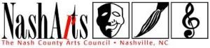 The Nash County Arts Council Logo